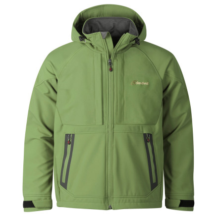 photo: Cloudveil Rayzar Jacket soft shell jacket