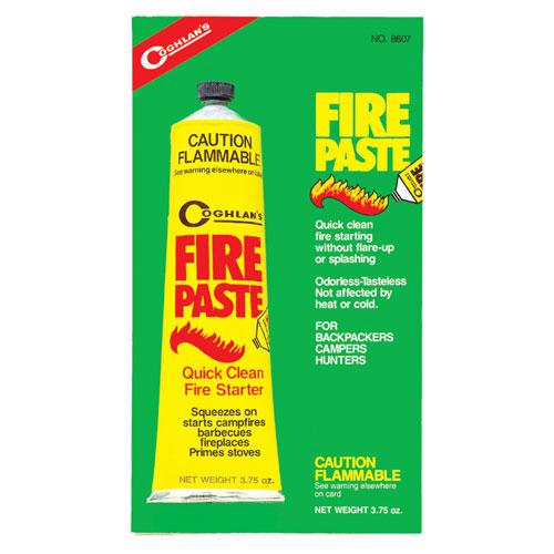photo: Coghlan's Fire Paste fire starter