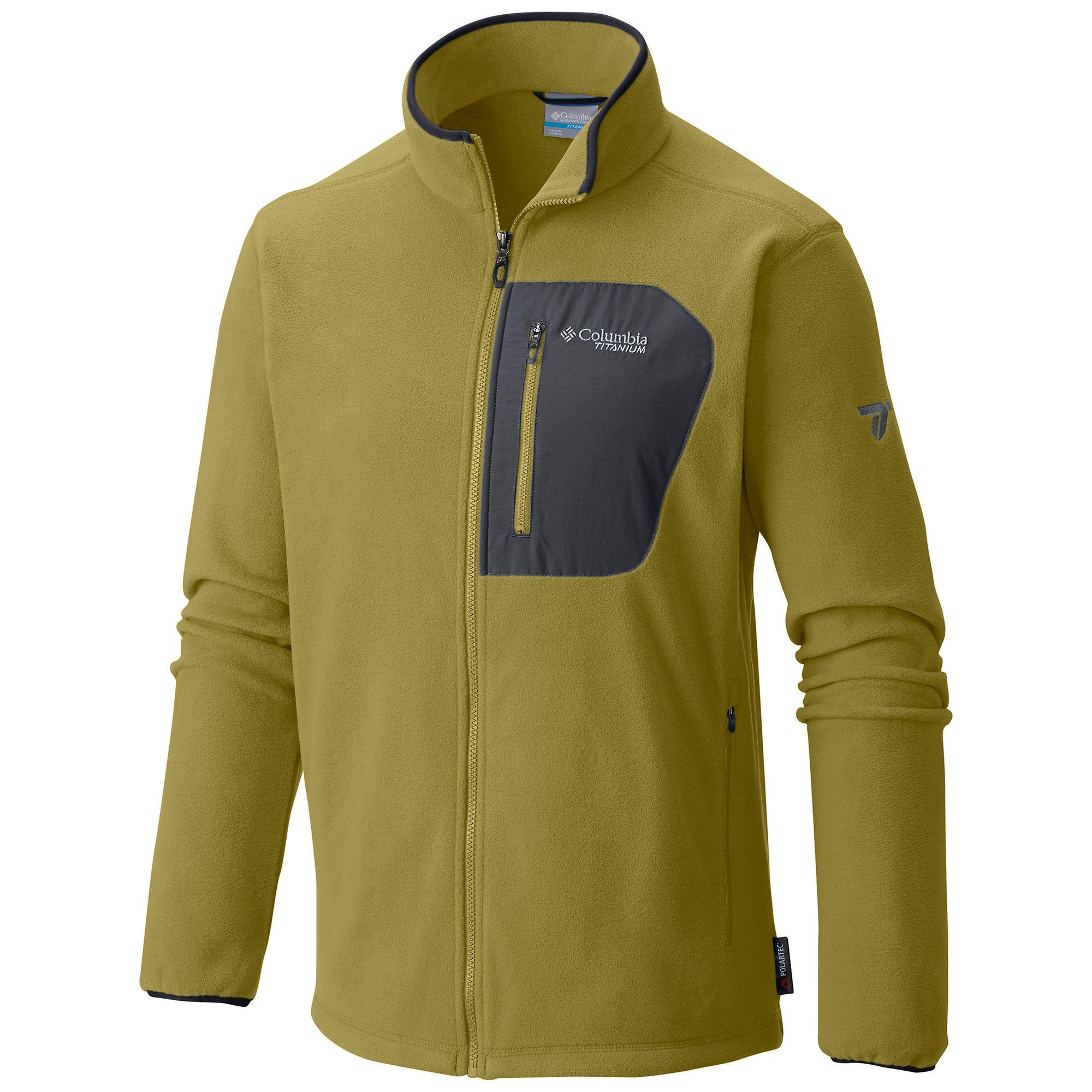 Columbia Titan Pass 2.0 Fleece Jacket