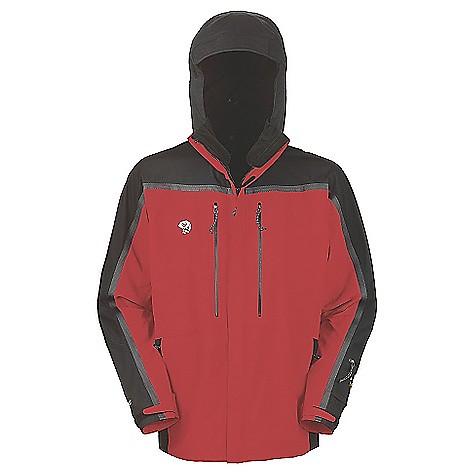 photo: Mountain Hardwear Hardpack Parka snowsport jacket