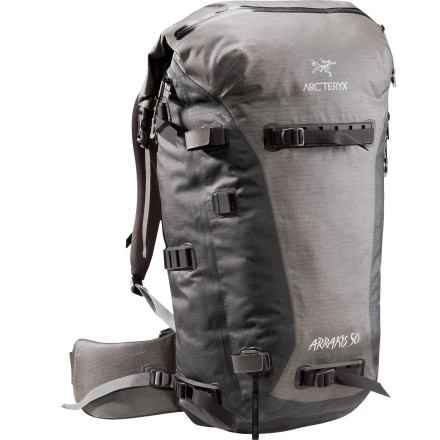 photo: Arc'teryx Arrakis 50 weekend pack (3,000 - 4,499 cu in)
