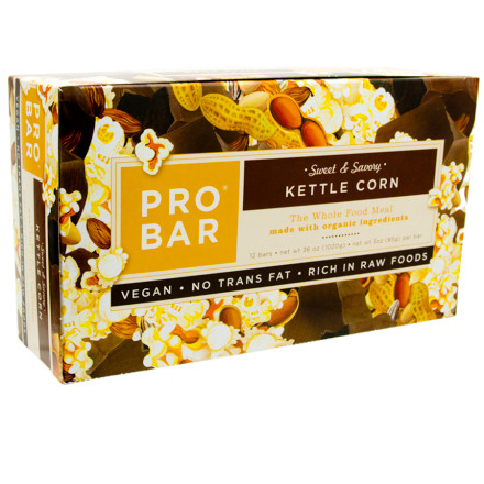 photo: ProBar Kettle Corn Sweet and Savory Bar bar