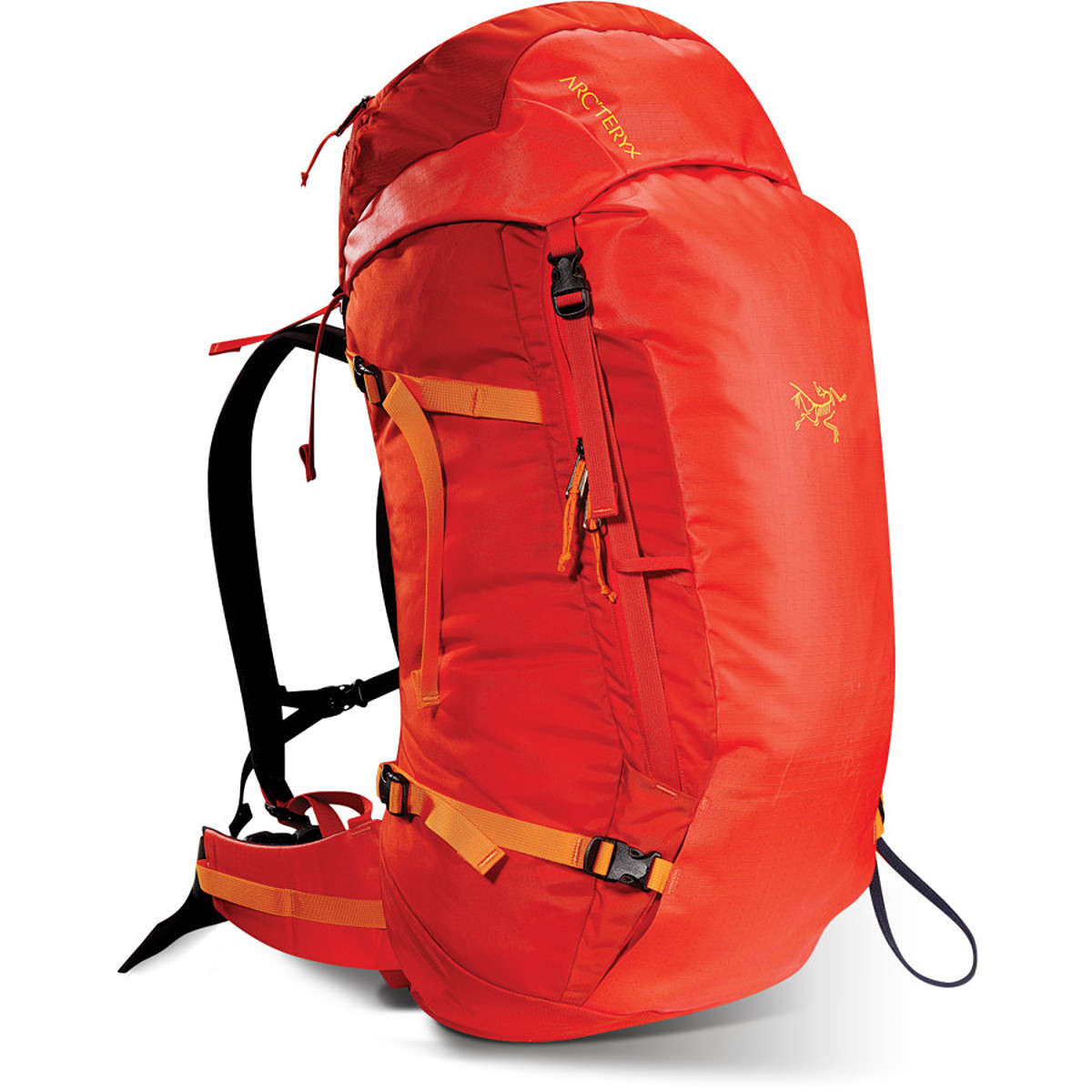 photo: Arc'teryx Khamski 48 winter pack