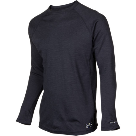photo: Burton Wool Crew base layer top