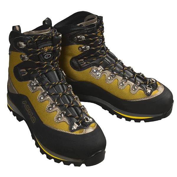 photo: Asolo Titan GV mountaineering boot