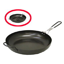 "Coleman 12"" Non-Stick Steel Frypan"