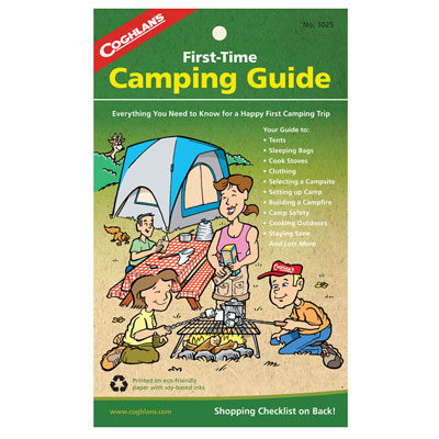 Coghlan's First-Time Camping Guide