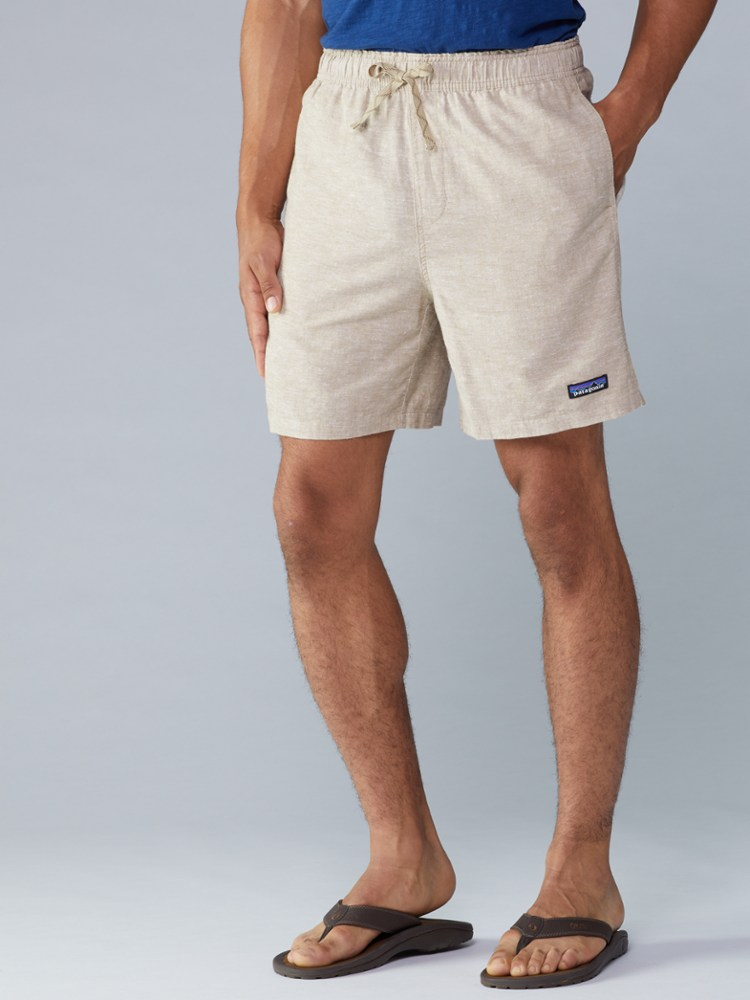 photo: Patagonia Baggies Naturals active short