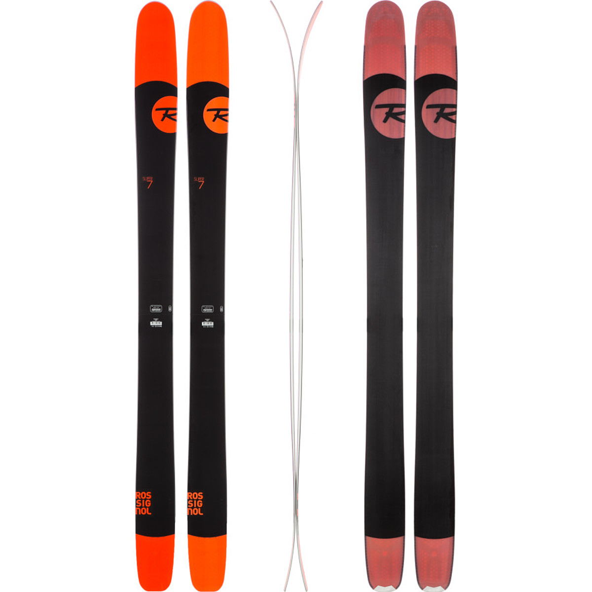 photo: Rossignol Super 7 alpine touring/telemark ski