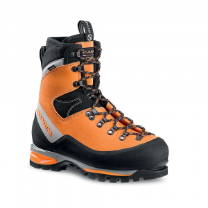 photo: Scarpa Men's Mont Blanc GTX mountaineering boot