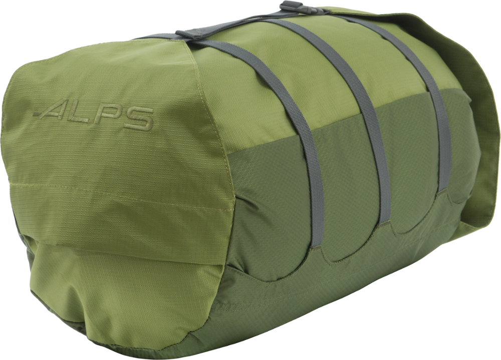 photo: ALPS Mountaineering Cyclone Stuff Sacks compression sack