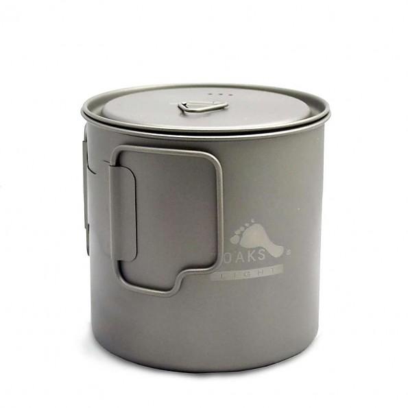 Toaks Light Titanium 550ml Pot (D95mm)