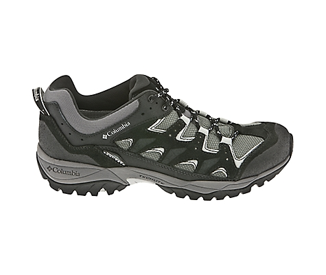 photo: Columbia Grizztooth Omni-Tech trail shoe