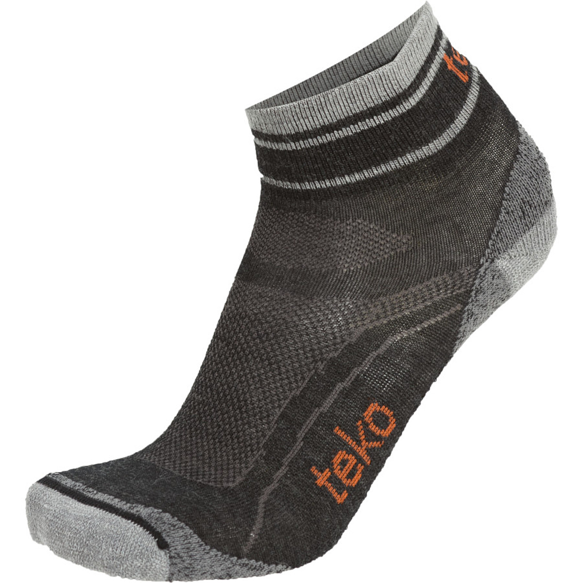photo: Teko Men's Organic SIN3RGI Light Minicrew Running Sock running sock