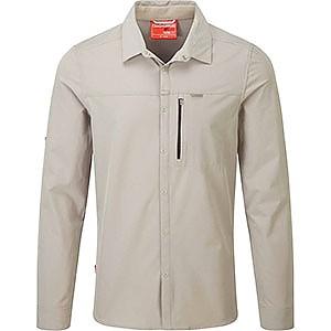 photo: Craghoppers NosiLife Insect Shield Pro Long Sleeved Shirt hiking shirt