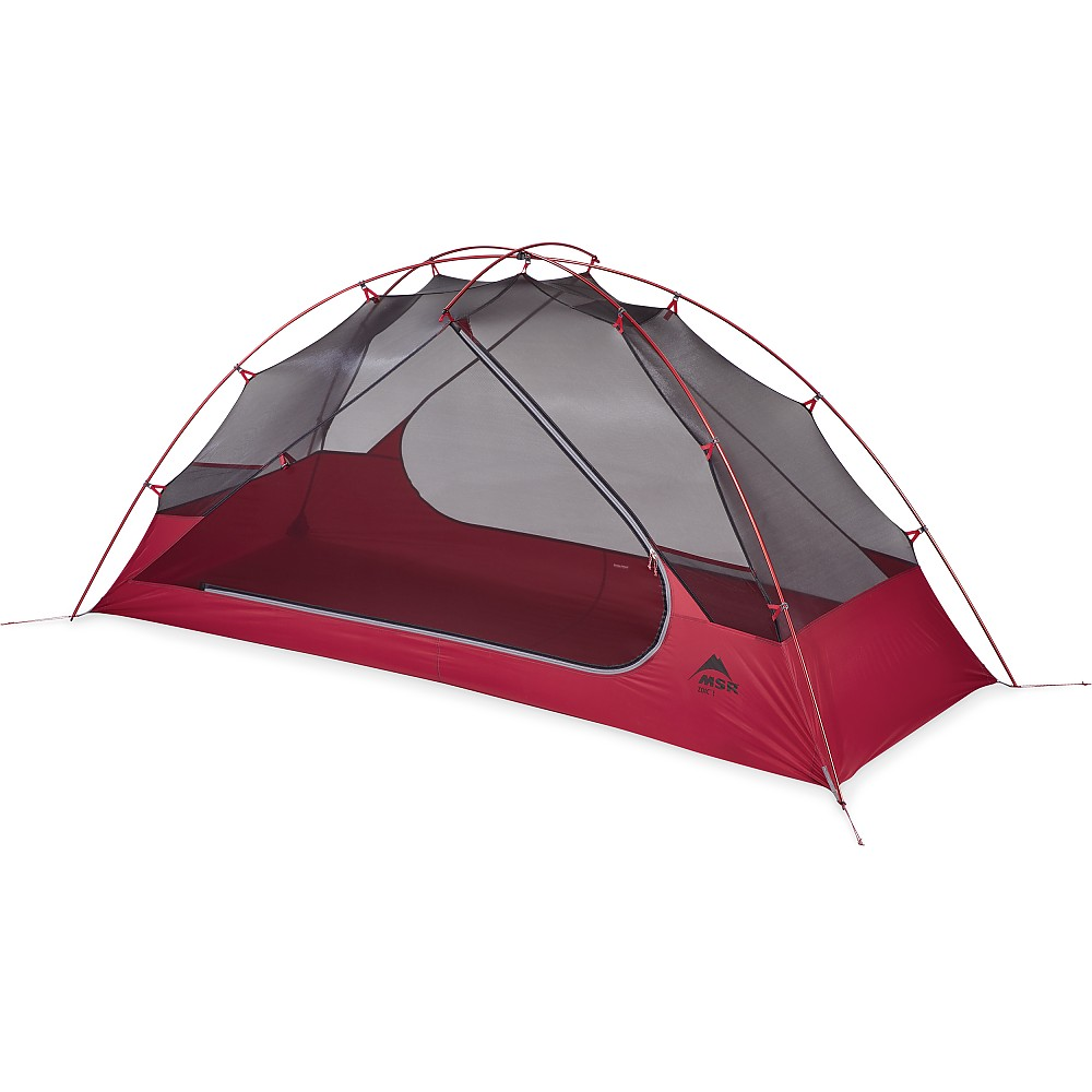 photo: MSR Zoic 1 three-season tent