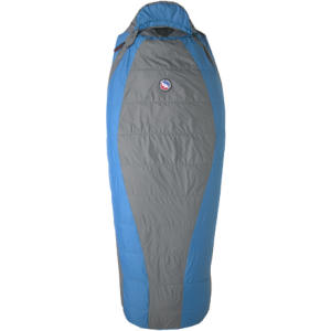 photo: Big Agnes Crystal 30° 3-season hybrid sleeping bag