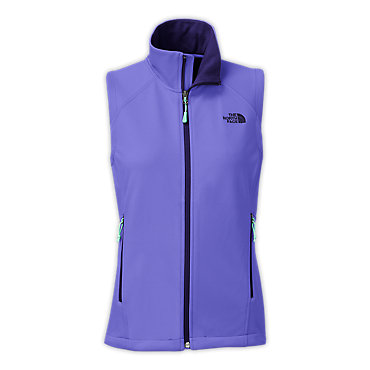 photo: The North Face Women's Canyonwall Vest fleece vest