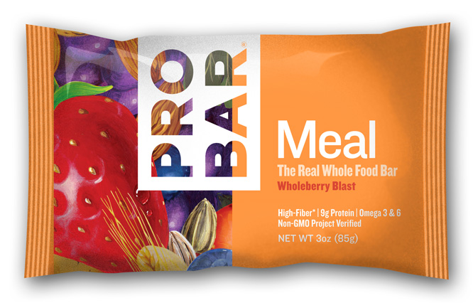 photo: ProBar Whole Berry Blast Bar nutrition bar