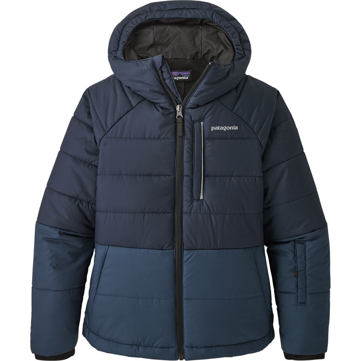 photo: Patagonia Girls' Aspen Grove Insulated Jacket synthetic insulated jacket