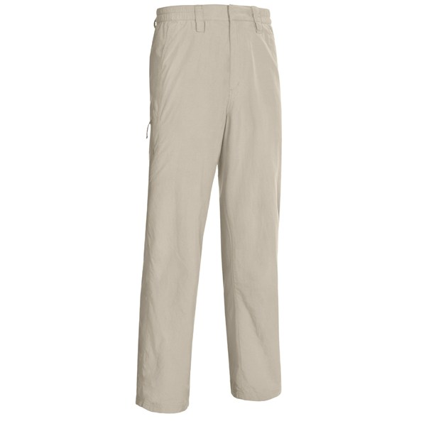 White Sierra Day Tripper Chino Pants