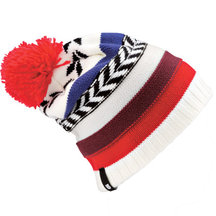 photo: Burton Dreamcatcher Beanie winter hat