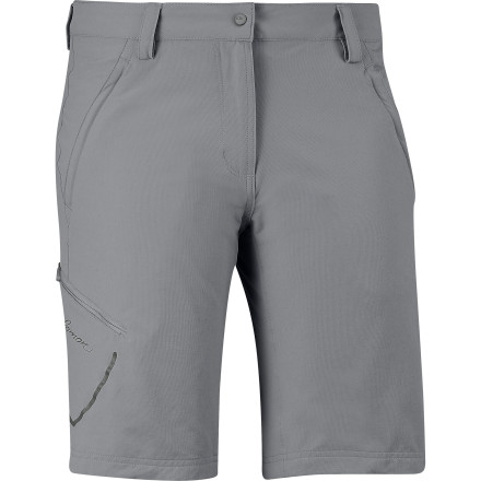 photo: Salomon Cosmic Short hiking short