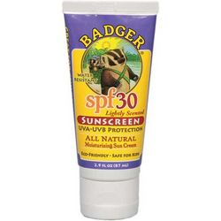 Badger SPF 15 Sunscreen