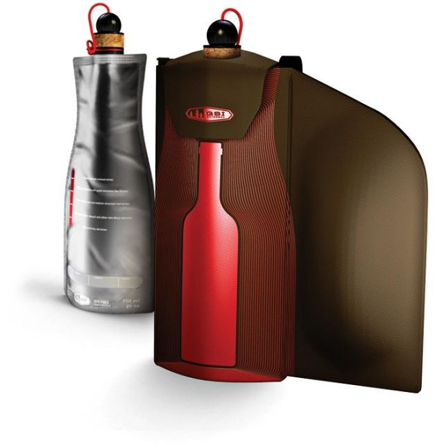 GSI Outdoors Wine Tote