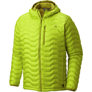 photo: Mountain Hardwear Men's Nitrous Hooded Down Jacket down insulated jacket