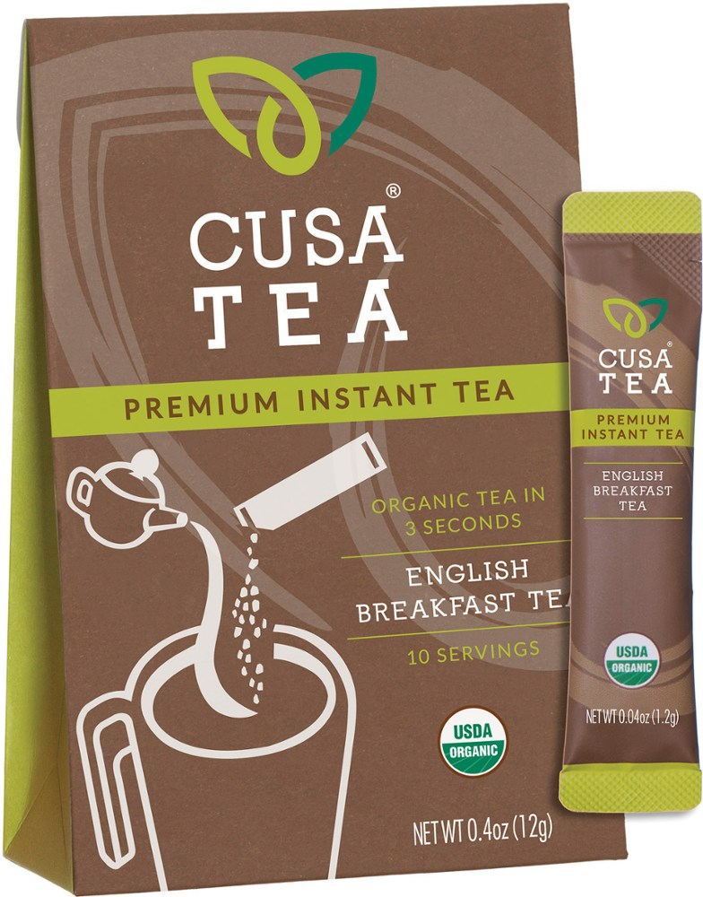 photo: Cusa Tea Premium Instant Tea coffee