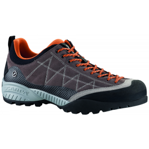 photo: Scarpa Zen Pro approach shoe