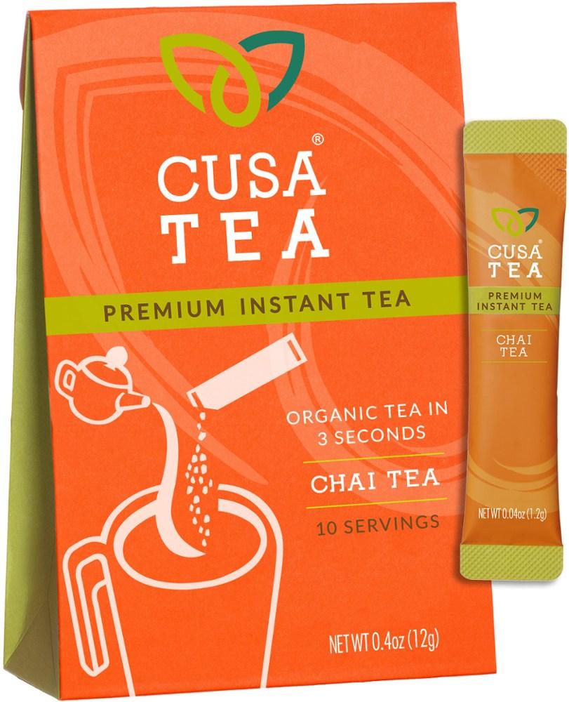 photo: Cusa Tea Chai Tea coffee
