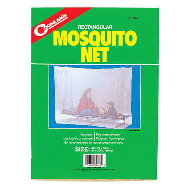 photo: Coghlan's Rectangular Mosquito Net bug net