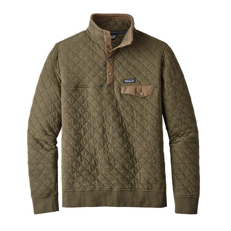 Patagonia Cotton Quilt Snap-T Pullover