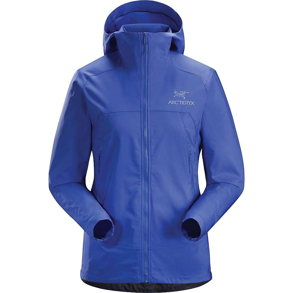 photo: Arc'teryx Women's Tenquille Hoody soft shell jacket