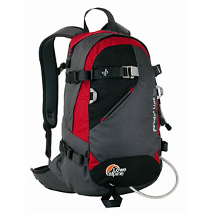 photo: Lowe Alpine Powder Line 22 winter pack