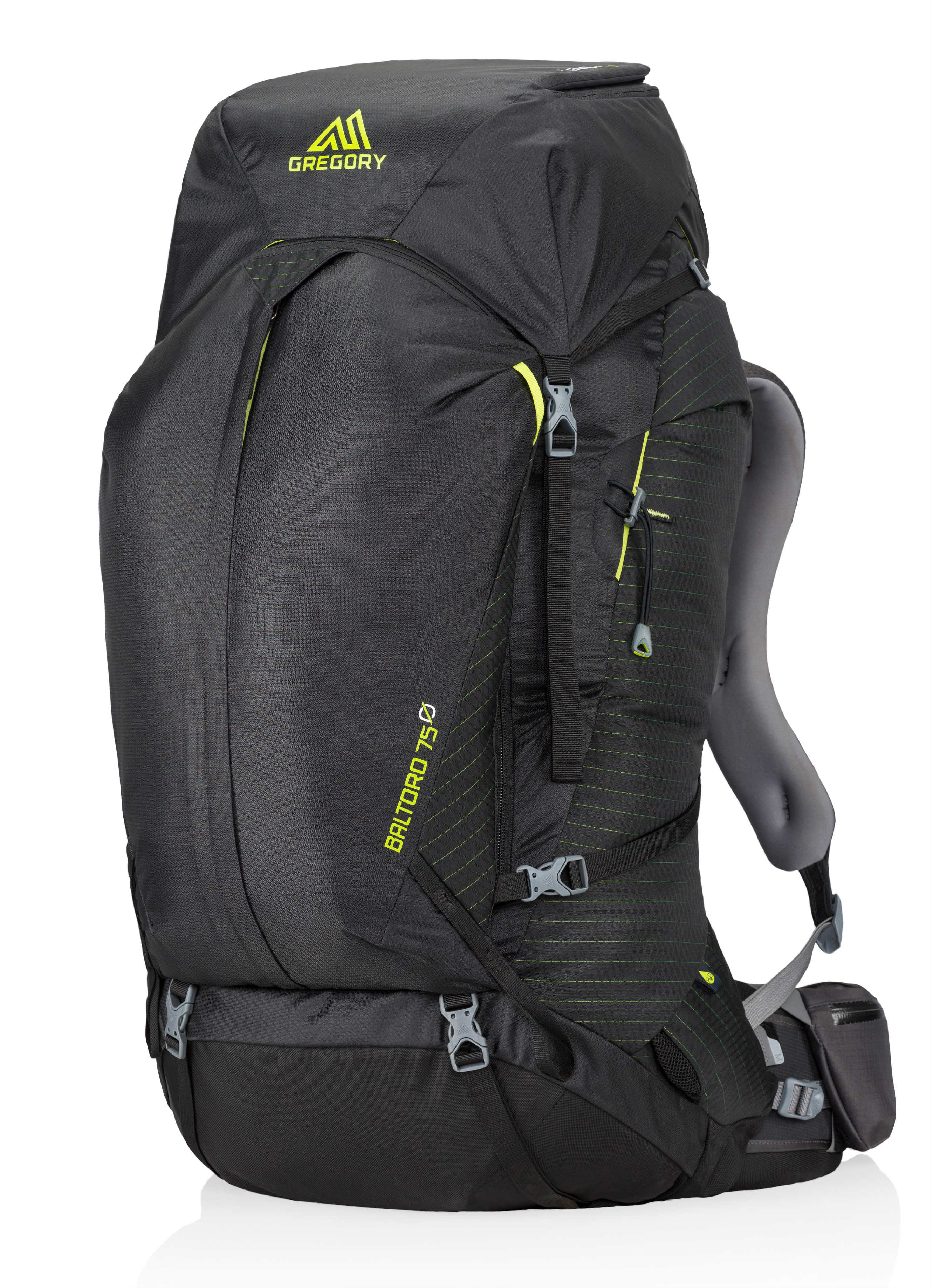 photo: Gregory Baltoro 75 GZ expedition pack (70l+)