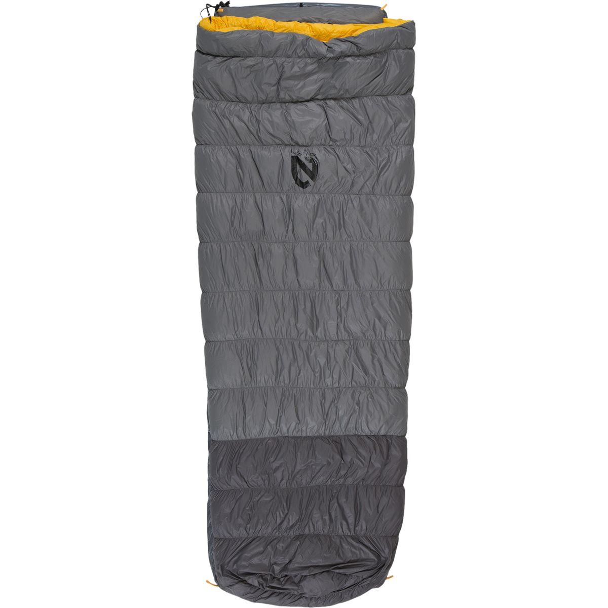 photo: NEMO Moonwalk 30 3-season down sleeping bag