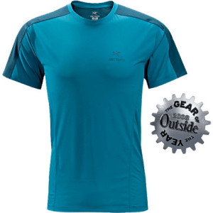 Arc'teryx Ether Comp Jersey Short Sleeve