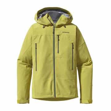 photo: Patagonia Men's Knifeblade Jacket soft shell jacket
