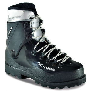 photo: Scarpa Inverno mountaineering boot