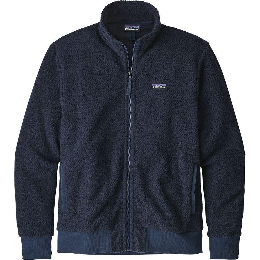 photo: Patagonia Men's Woolyester Fleece Jacket fleece jacket