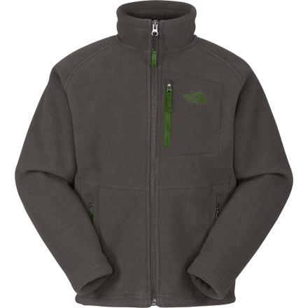 photo: The North Face Hetchy Fleece fleece jacket