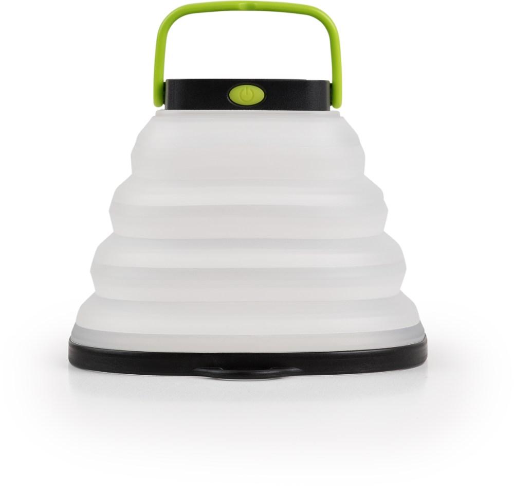 photo: Goal Zero Crush Light battery-powered lantern