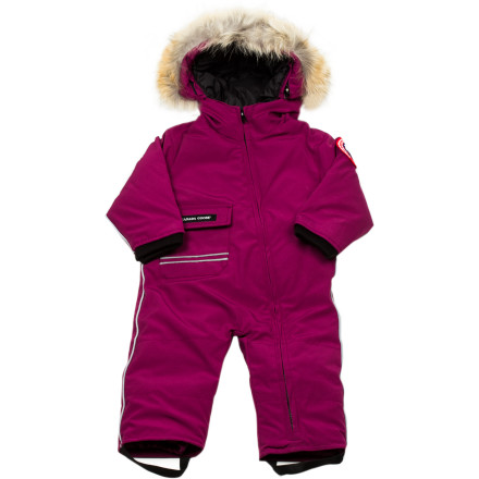 photo: Canada Goose Baby Snowsuit kids' snowsuit/bunting