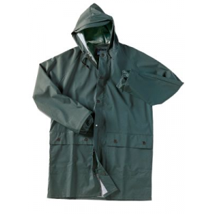 Dutch Harbor Gear Quinalt Long Coat