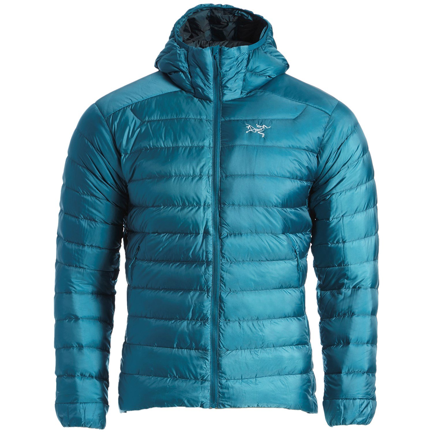 photo: Arc'teryx Men's Cerium LT Hoody down insulated jacket