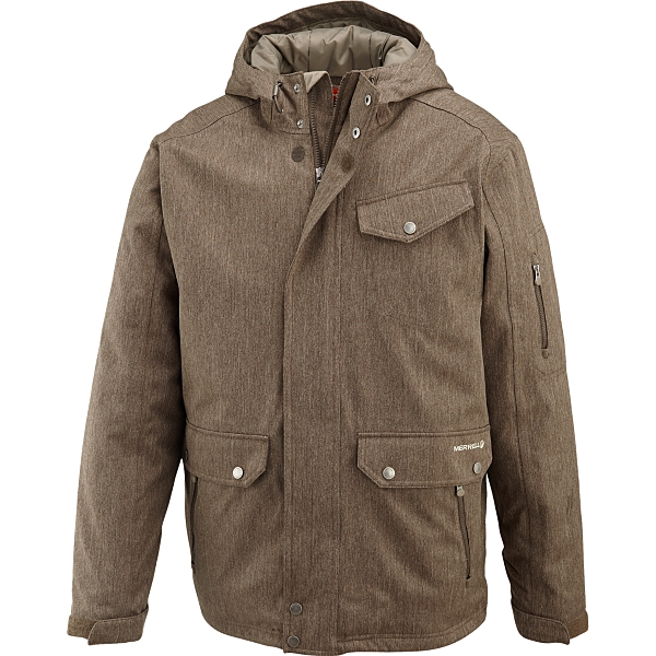 photo: Merrell Mesozoic Jacket synthetic insulated jacket