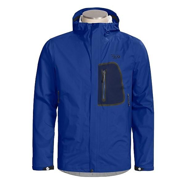 photo: Mountain Hardwear Cohesion Jacket waterproof jacket